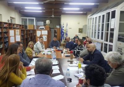 """""""Λαϊκές Συνελεύσεις Καραντίνας"""": Α' Δημοτική Κοινότητα"""