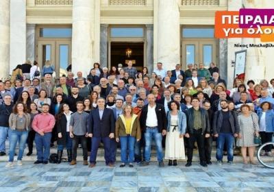 Δήλωση του Νίκου Μπελαβίλα για το εκλογικό αποτέλεσμα