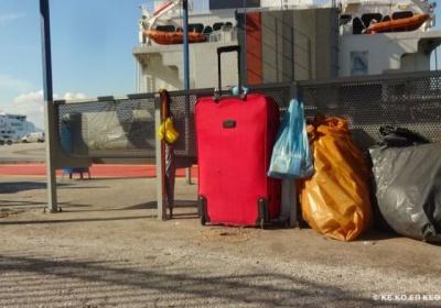 Σταματήστε τώρα την εκδίωξη των αστέγων από το Λιμάνι του Πειραιά