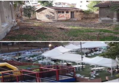 Λαϊκές Συνελεύσεις Καραντίνας: Δ' Δημοτική Κοινότητα